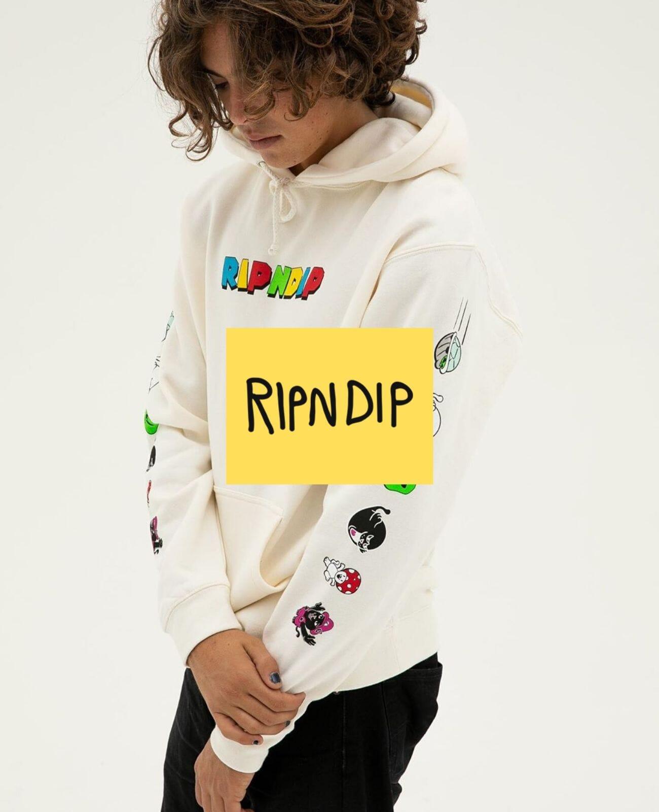 Rip N Dip - Abbigliamento streetwear - Rip N Dip Italia online shop