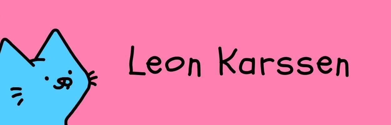 Leon Karssen - Magliette con gatti e accessori
