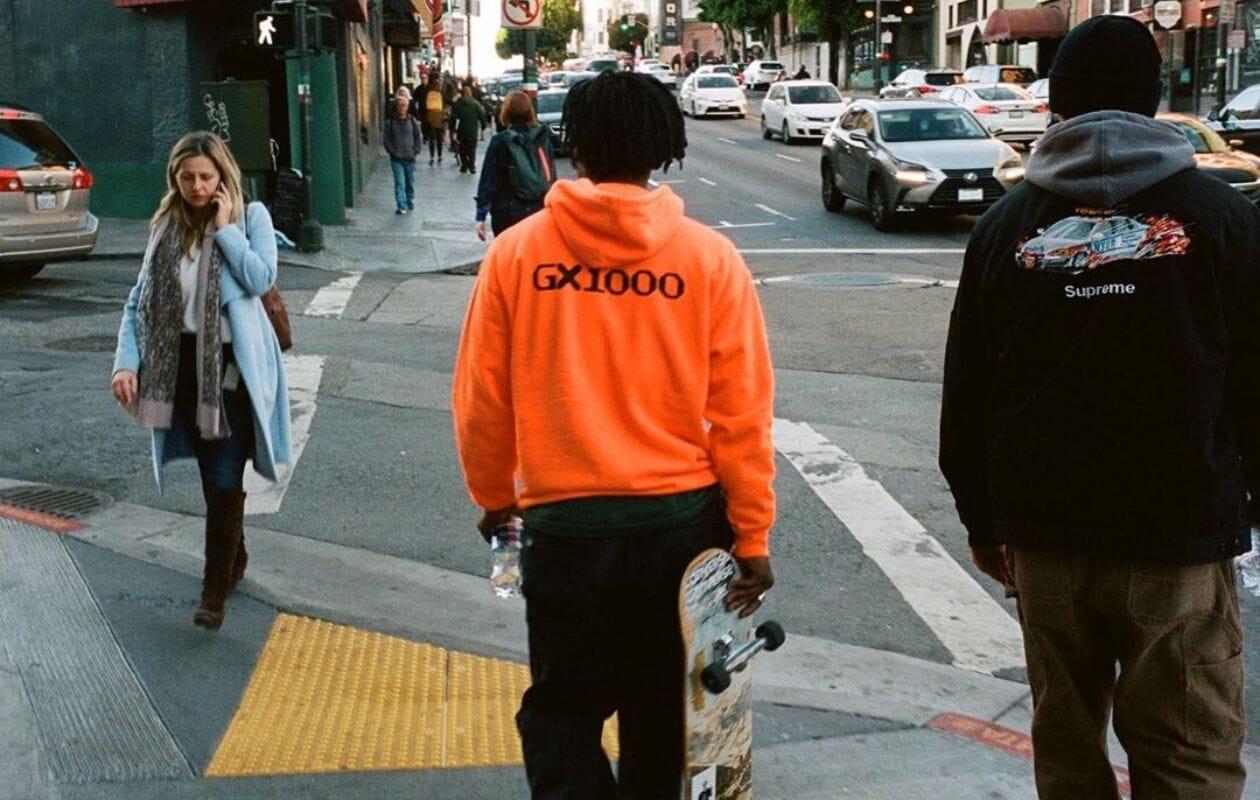 GX1000 - Tavole skateboard e abbigliamento
