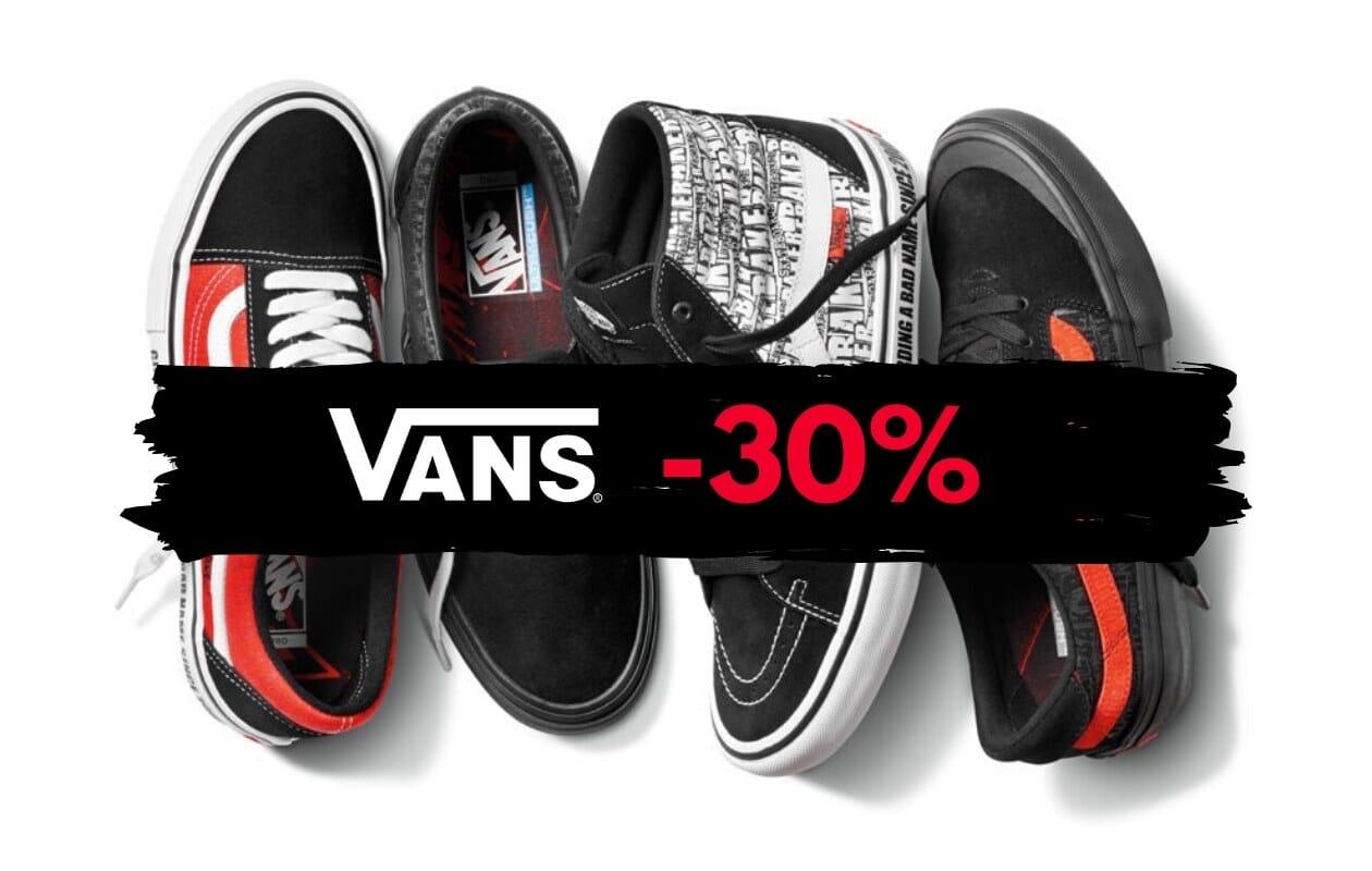 Vans sneakers | Saldi invernali -30% | Spedizione e reso gratis